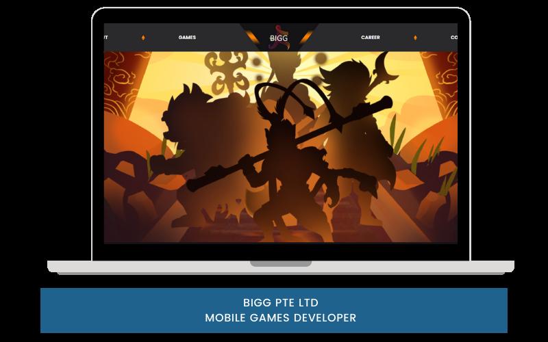 RPG MOBILE GAMES DEVELOPER